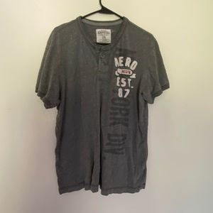 Aeropostale men's t shirt size large